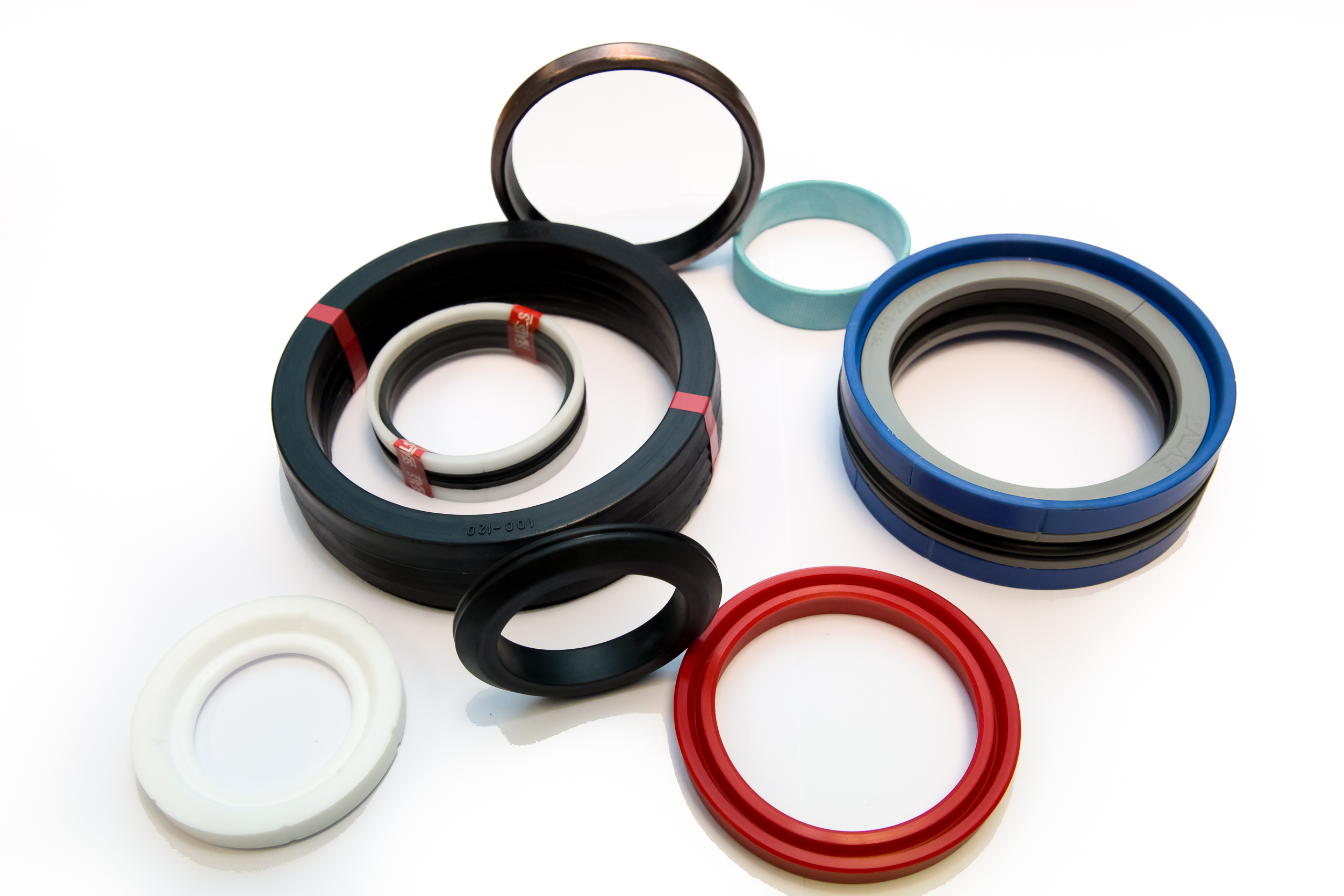 Hydraulic seals and pneumatic seals | UK Seals and Polymers Ltd