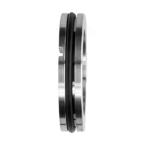 central o-ring mounted stationary seal