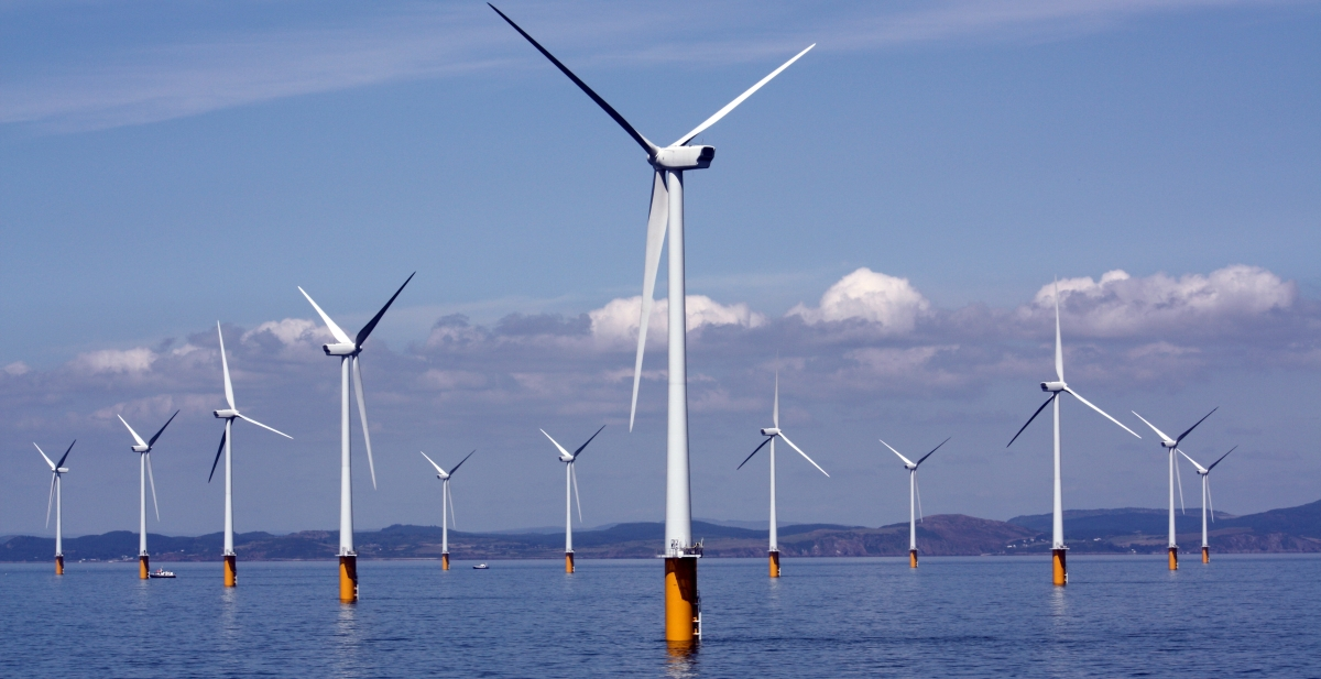 sealing for wind turbines