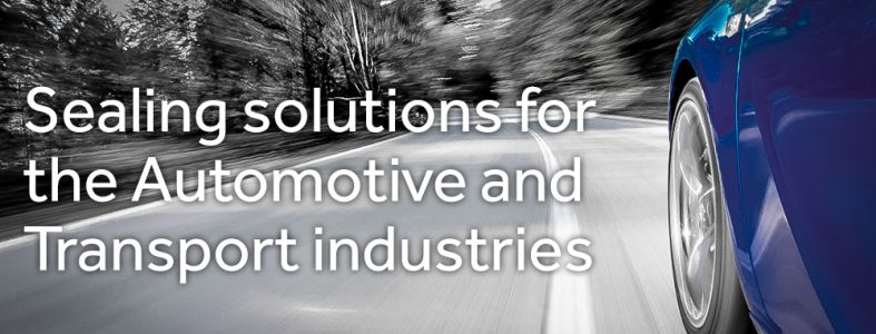automotive and transport sealing solutions