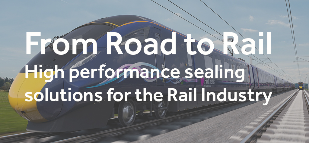 sealing for rail transport